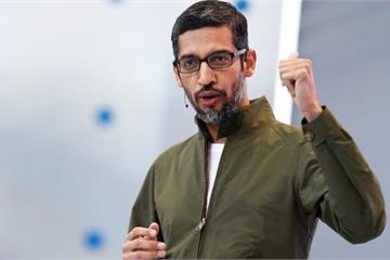 Năm hết Tết đến, CEO Google được tăng lương gấp 3 lần