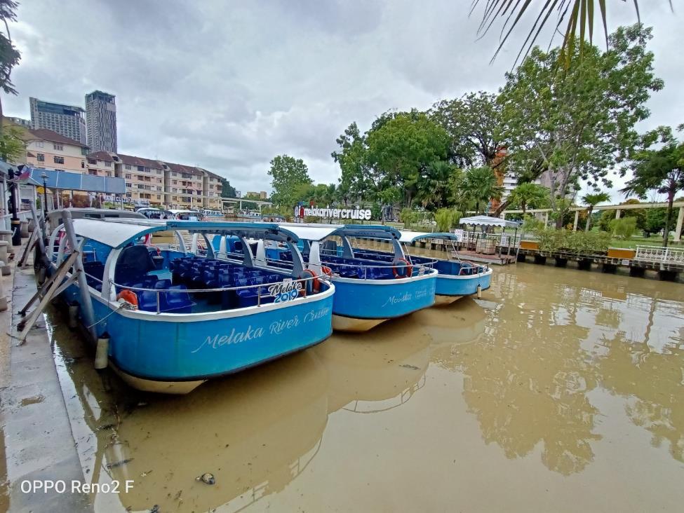 Một ngày đi hết thành phố di sản Melaka ở Malaysia qua ống kính OPPO Reno2 F - Ảnh 3.