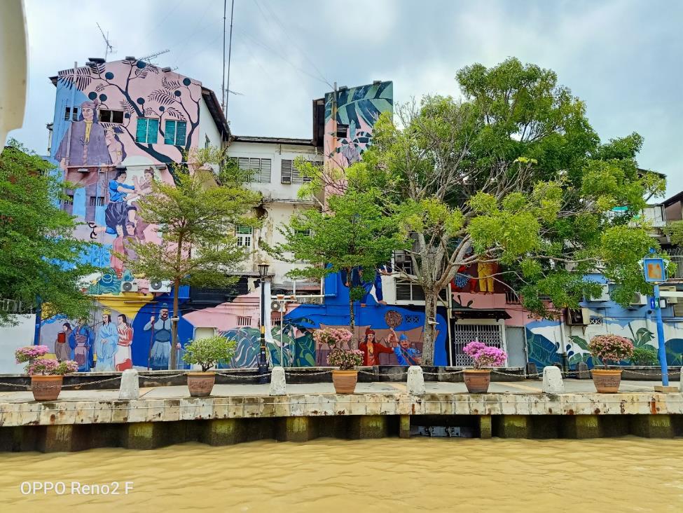 Một ngày đi hết thành phố di sản Melaka ở Malaysia qua ống kính OPPO Reno2 F - Ảnh 8.