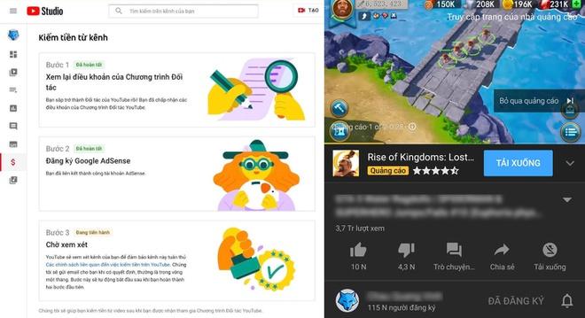 YouTube quang cao 'chui' tren kenh chua bat kiem tien o Viet Nam? hinh anh 2 Screenshot_2.jpg
