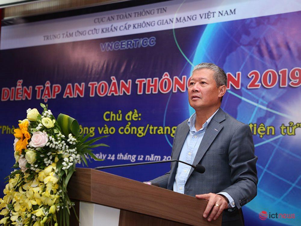 Mỗi ngày có hơn 26 cuộc tấn công vào các trang/cổng thông tin điện tử Việt Nam | Cơ quan nhà nước khu vực phía Bắc tập dượt ứng cứu sự cố tấn công vào cổng/trang thông tin điện tử | Bộ TT&TT: Các cuộc tấn công vào cổng/trang thông tin điện tử sẽ ngày càng