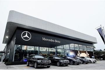 Mercedes-Benz Việt Nam khai trương đại lý đạt chuẩn Mercedes-Benz MAR 2020 đầu tiên tại phía Bắc