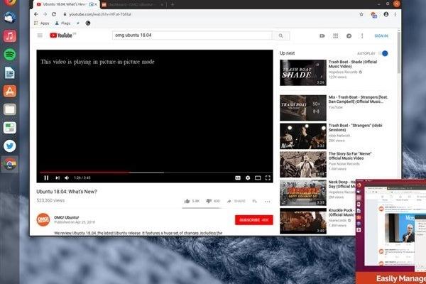 Hướng dẫn thu gọn màn hình YouTube trên máy tính kiểu Picture-in-Picture