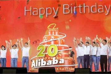 Alibaba là công ty giá trị nhất châu Á