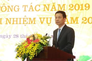 Bộ trưởng Nguyễn Mạnh Hùng: Chính phủ điện tử phải đến từ quyết tâm của người đứng đầu địa phương