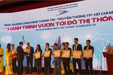 Dịch vụ CMC Cloud của CMC Telecom nhận giải HoChiMinh ICT Awards