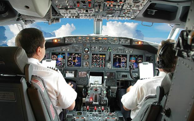 Những bức ảnh về các khu vực bí mật trên máy bay mà du khách không được phép bén mảng tới bao giờ - Ảnh 2.