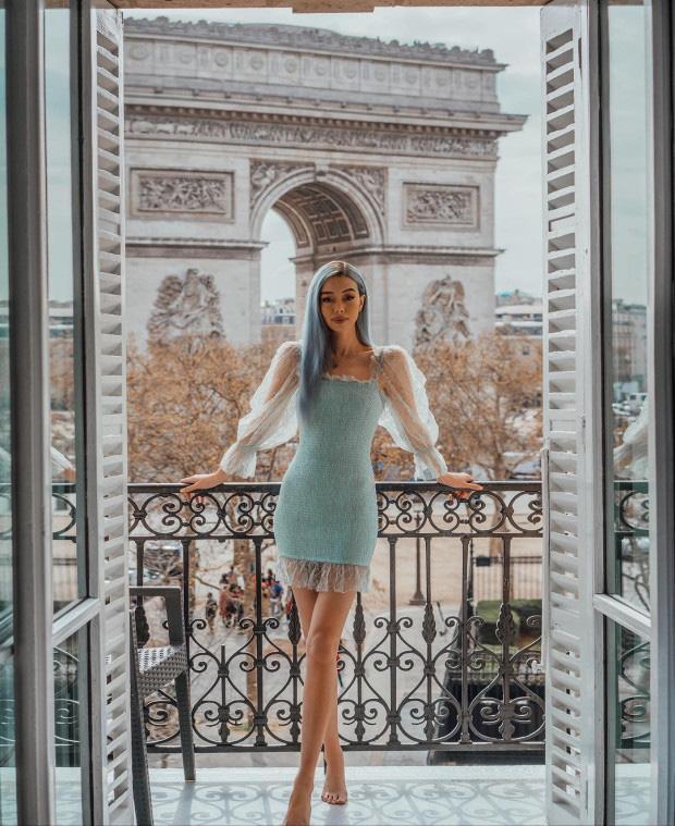 Nữ blogger du lịch kiếm được tiền tỷ trong năm 2019 và lọt top những người có sức ảnh hưởng trên Instagram bằng việc đăng ảnh - Ảnh 8.