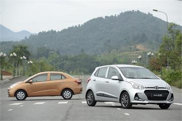 10 xe bán chạy nhất Việt Nam ở các phân khúc