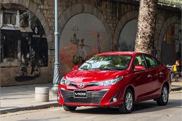 Toyota Vios 2020 chính thức ra mắt, có thêm 2 phiên bản giá rẻ