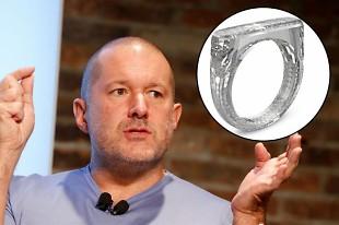 Ngoài iPhone, Jony Ive từng thiết kế nhẫn, toilet...