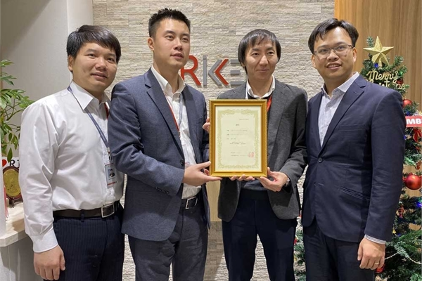 Doanh nghiệp CNTT Việt Nam duy nhất có tên trong TOP 100 Best Venture 2019 của Nhật