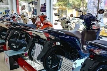 Toàn bộ xe máy bán ra thị trường Việt Nam phải được dán nhãn năng lượng