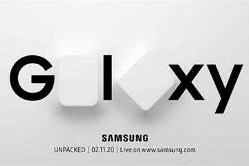 Smartphone bí ẩn nào sẽ ra mắt cùng Samsung Galaxy S11 ngày 11/2?