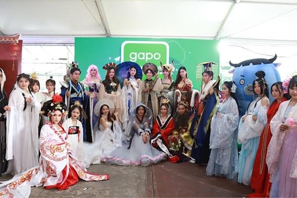 70.000 game thủ tham gia Đại hội 360mobi, dùng thử các tính năng mới của mạng xã hội Gapo