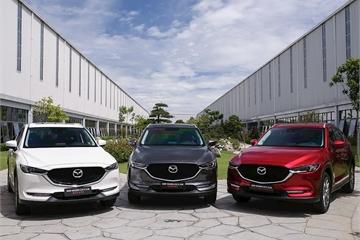 Giá xe năm 2020 tiếp tục giảm, Mazda CX-8 và CX-5 giảm giá kỷ lục