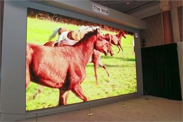 """CES 2020: Samsung trình diễn TV 4K """"siêu to khổng lồ"""" 292 inch"""