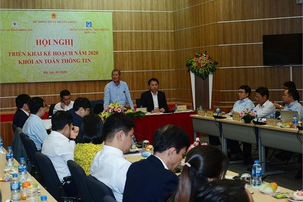 Thứ trưởng Nguyễn Thành Hưng: Thách thức với các đơn vị làm An toàn thông tin, Chính phủ điện tử rất lớn