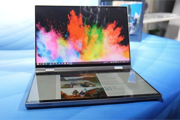Xu hướng laptop nhìn từ CES 2020: hai màn hình, 5G và hơn thế nữa