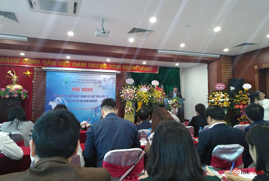 3 năm, 24 dự án khởi nghiệp công nghệ tốt nghiệp Vườn ươm doanh nghiệp CNTT đổi mới sáng tạo Hà Nội | Vườn ươm doanh nghiệp CNTT đổi mới sáng tạo Hà Nội sẽ giải bài toán khát vốn của startup công nghệ