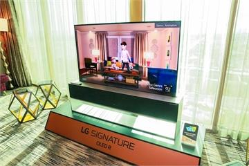 Tivi tại CES 2020: Siêu to, siêu đẹp, siêu đắt và kém thực tiễn