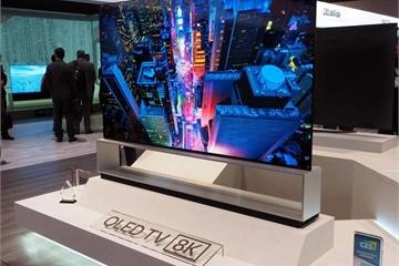 Tại sao mua TV 8K bây giờ là phí tiền?