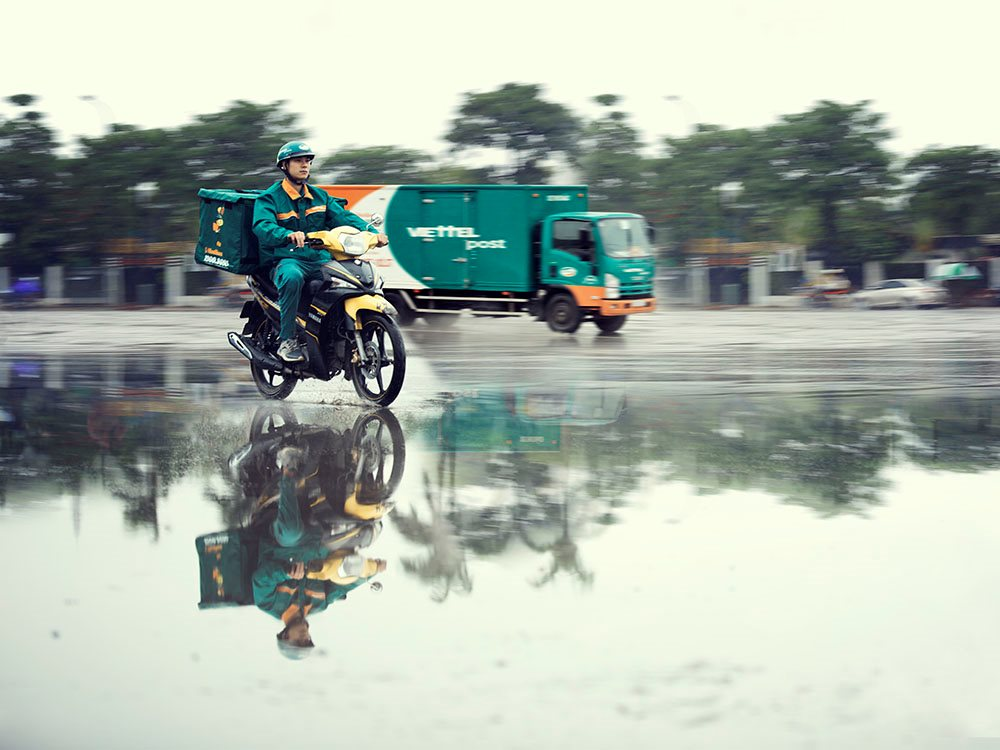 Viettel Post muốn nhận sứ mệnh dẫn dắt sứ mệnh dẫn dắt thị trường bưu chính | Viettel Post sẽ xã hội hóa hoạt động giao nhận hàng hóa bằng xe tải trong năm nay