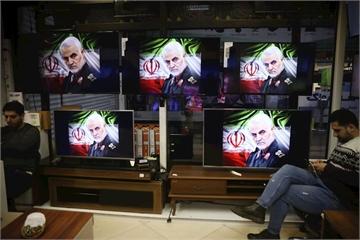 Facebook, Instagram xóa bài viết ủng hộ tướng Iran Soleimani