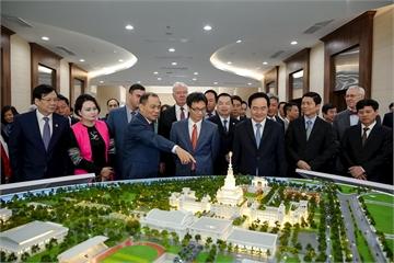 Tỷ phú Phạm Nhật Vượng đầu tư 6.500 tỷ đồng mở trường đại học VinUni, chấp nhận bù lỗ 10 năm