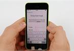 Mua iPhone 5C giá 800.000 đồng nhận phải máy ẩn iCloud