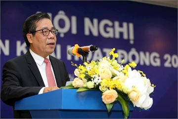"""Phó Thống đốc Nguyễn Kim Anh: """"NAPAS phải tập trung đảm bảo an toàn, bảo mật trong hoạt động thanh toán"""""""