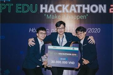 Game hướng dẫn phân loại rác của nhóm sinh viên năm nhất đoạt ngôi Quán quân FPT Edu Hackathon