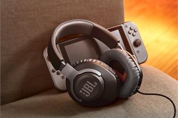 JBL lần đầu tiên ra mắt dòng tai nghe dành riêng cho giới chơi game