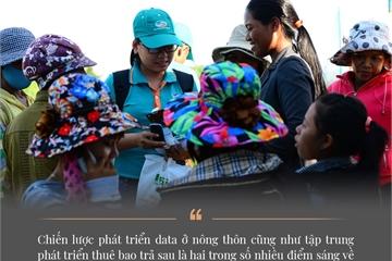 """Thời 4.0, chiến lược """"lấy nông thôn vây thành thị"""" của Viettel vẫn đúng ở Ninh Thuận"""