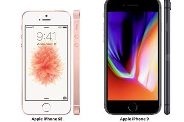 Tháng sau, 'hậu duệ' iPhone SE bắt đầu sản xuất