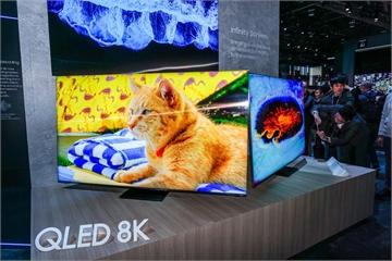 Samsung biến 8K thành xu hướng thực thụ trên TV