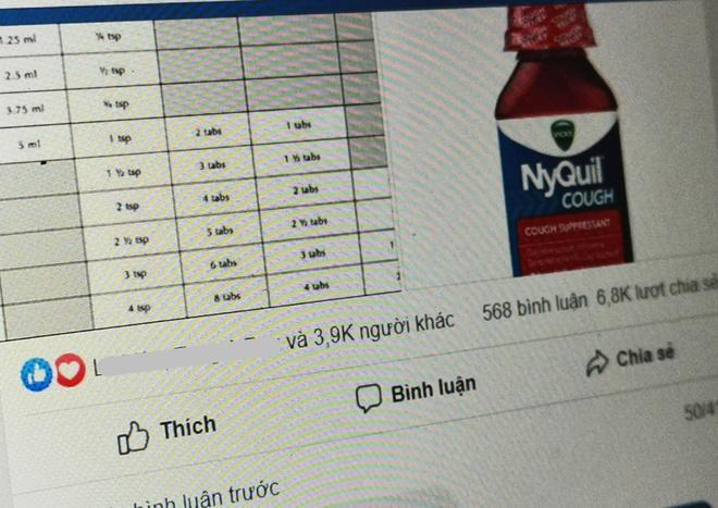 Facebook Viet lan truyen cach tri virus Vu Han tai nha hinh anh 2 Screenshot_135.jpg