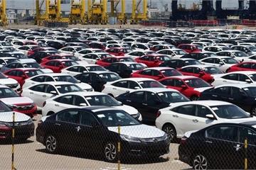 Đầu năm 2020, xe nhập khẩu vào thị trường Việt Nam giảm mạnh