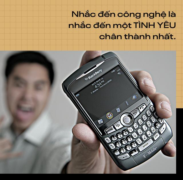 Cái chết tức tưởi của BlackBerry là minh chứng cho thấy không có thứ gì gọi là tình yêu công nghệ cả - Ảnh 1.