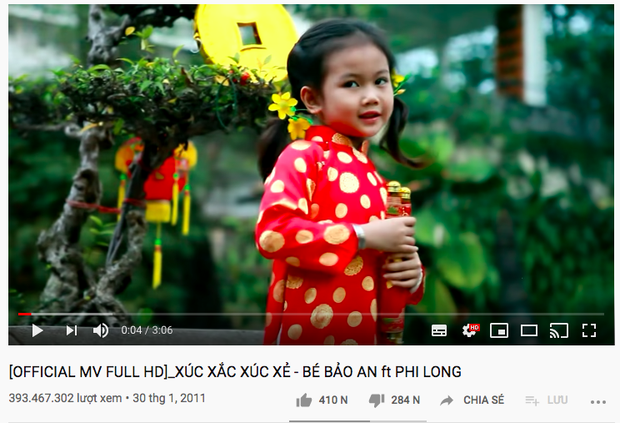 Vẫn còn một bé trùm Youtube mà Sơn Tùng M-TP hay Jack sẽ phải đề phòng, lượng MV trăm triệu view nhiều choáng váng! - Ảnh 3.