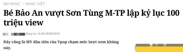 Vẫn còn một bé trùm Youtube mà Sơn Tùng M-TP hay Jack sẽ phải đề phòng, lượng MV trăm triệu view nhiều choáng váng! - Ảnh 5.