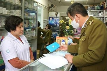 Xử phạt hơn 1.000 nhà thuốc vì bán giá khẩu trang giá cao trong dịch Corona