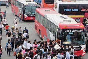Hà Nội yêu cầu các bến xe và nhà xe phun thuốc khử trùng, phòng chống lây dịch viêm phổi do virus Corona