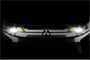 Mitsubishi Outlander 2020 sắp ra mắt tại Việt Nam