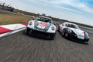 Giải đua Porsche Carrera Cup Asia sắp diễn ra tại Việt Nam cùng chặng đua Công thức 1