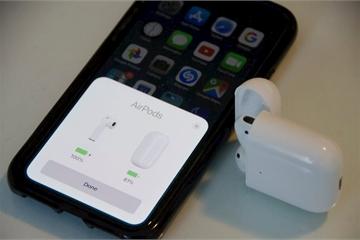 Virus Corona khiến AirPods, iPhone trở thành hàng hiếm