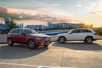 Mercedes-Benz Việt Nam tung bộ đôi GLC 2020 giá 2 tỷ đồng