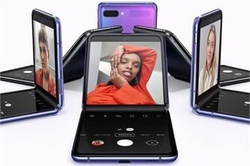 Samsung chính thức giới thiệu Galaxy Z Flip, hứa không lặp lại 'thảm họa' của Galaxy Fold