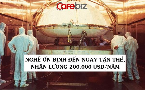 Cảnh sát bảo vệ hành tinh: Việc nhẹ lương cao, ổn định đến ngày tận thế, nhận 200.000 USD/năm từ NASA - Ảnh 1.
