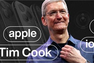 'Cáo cụ' Tim Cook: Không phá giá như Xiaomi hay Vsmart, mà xâm chiếm dần dần vào thị phần Android